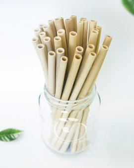 Ống hút tre/Bamboo straws