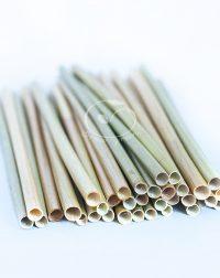 Natural grass straw